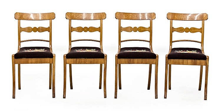 Chair, 4 pieces