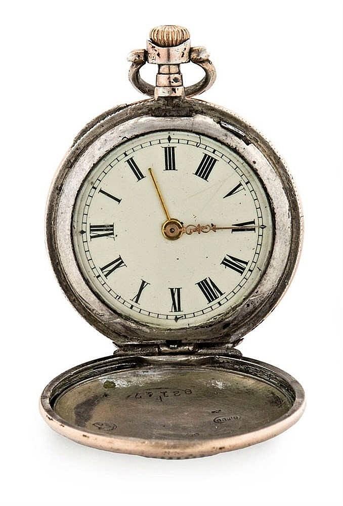 Women's pocket watch
