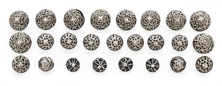 Button, 25 pieces