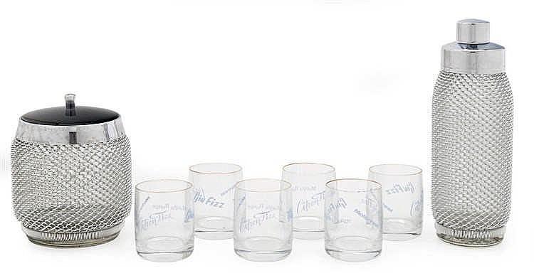 Kovocas Shaker set