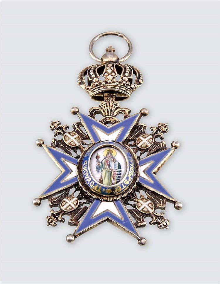 Order of St. Sava medal
