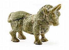 Bull figure