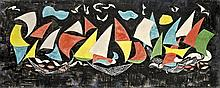 Sailboat composition 1959