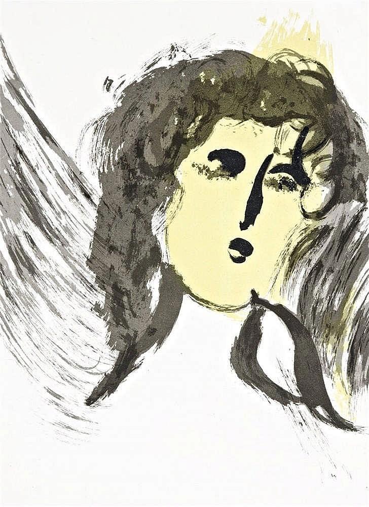 Marc chagall liozna 1887 saint paul de vence 1985 an for Chagall st paul de vence