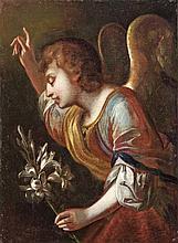 Norhtern-Italian painter, around 1700  - Gabriel Archangel