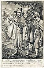 Carl Gustav Amling (1650-1703) - Otto Wittelsbach\'s pilgrimage to Rome