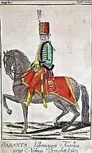 Hungarian artist, end of the 18th century  - Knight