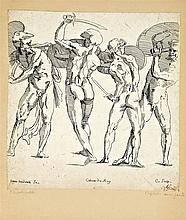 Olasz metsző, 19. század  - Cabinet du Roy