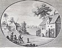 Joseph ab Acqua, 18th century  - Trainer