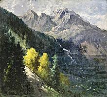 Neogrády Antal (Galsa, 1861 - Alag, 1942) - Highland