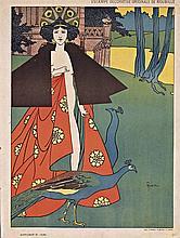 Auguste Jean B. Roubille (1872-1955) - Allegory of beauty
