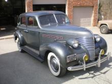 Vintage Automobile, 1939 Chevy