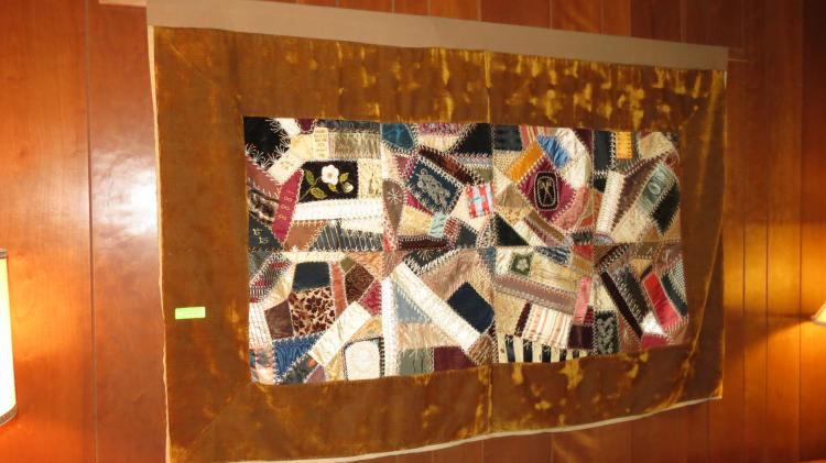 Early Quilt/ Wall Decor
