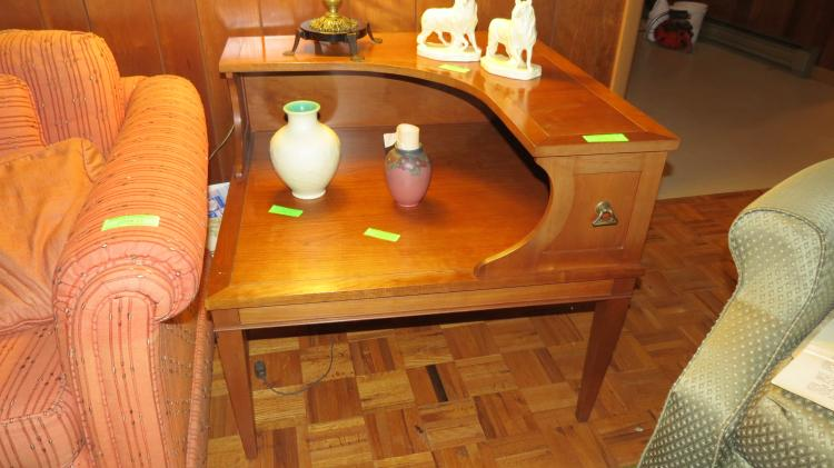 Two Assorted End Tables