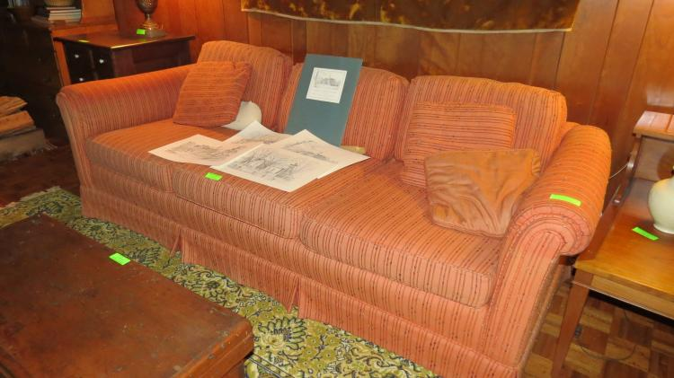 Two Assorted Sofa / Love Seat