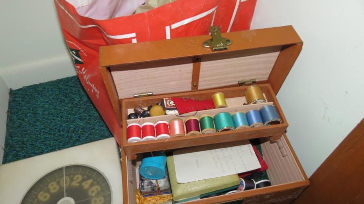 Contents Of Linen Closet Towels, Linens, Etc.