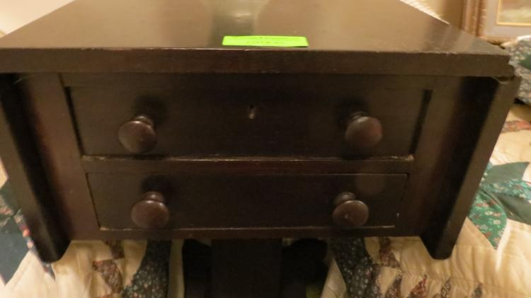 Empire 2 Drawer Table