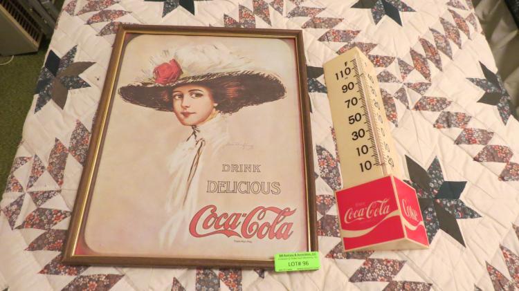 2 Coke Items
