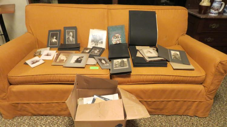 Large Collection Of Early Photos