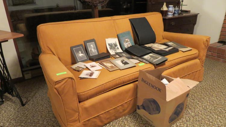 2 Assorted Sofas