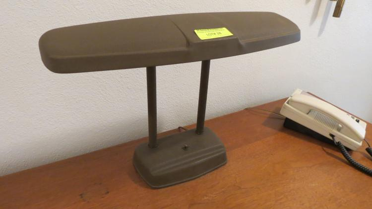 Mid century desk with chair
