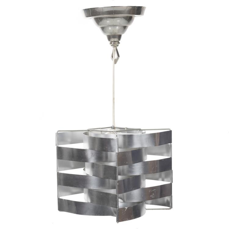 Max Sauze aluminum chandeliers (2)