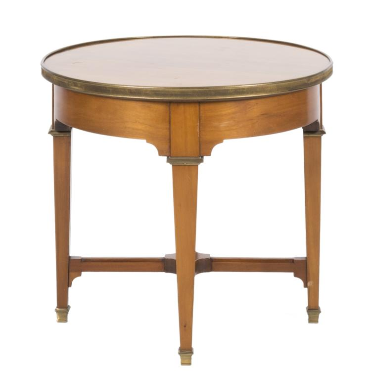 Mailfert-Amos mahogany table