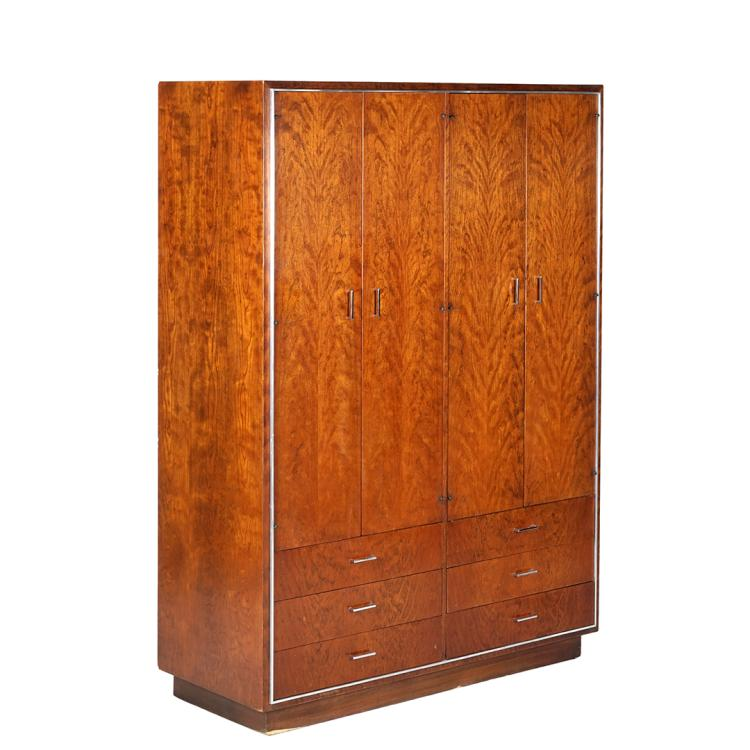 Knape and Vogt dressing cabinet
