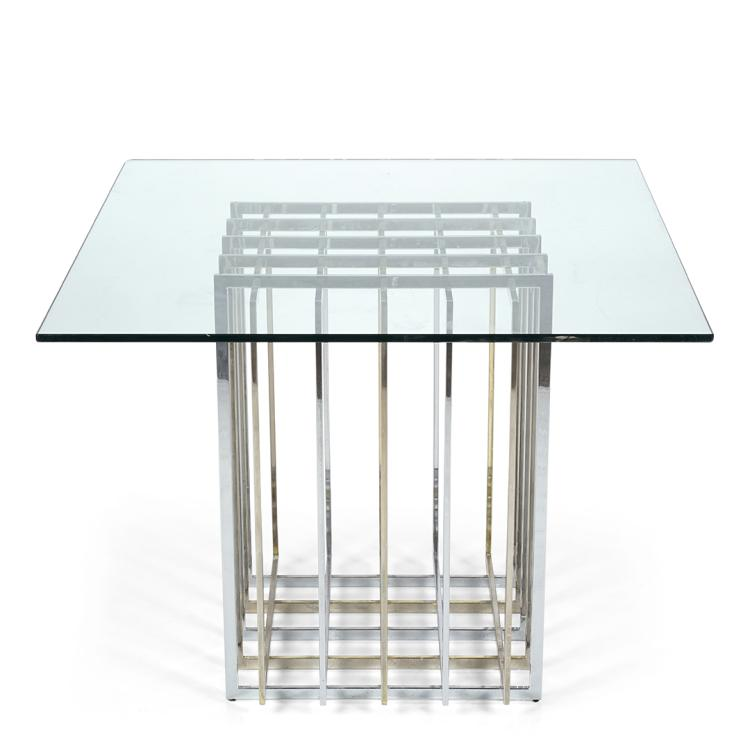 Pierre Cardin Cage table