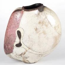 Michael Gustavsen abstract vase