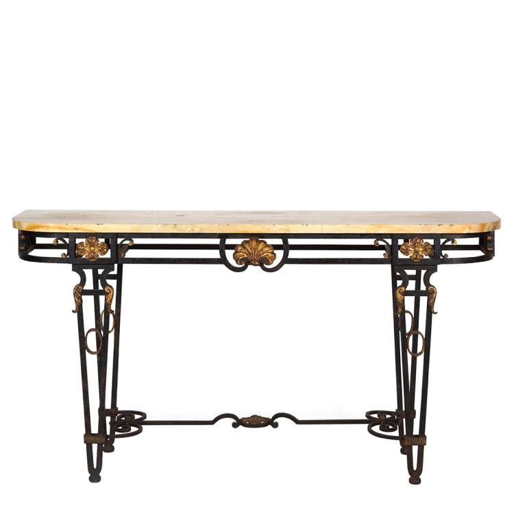 French Neoclassical console