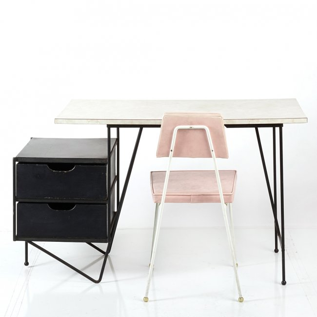 Jackson Gregory Jr. desk and chair (2)