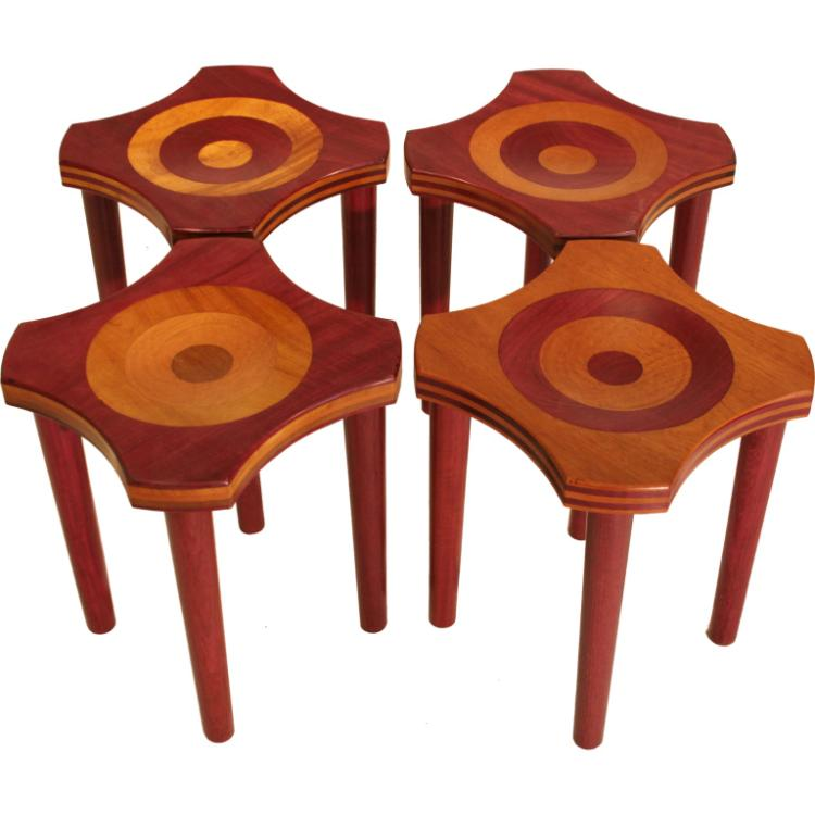 Rodrigo Calixto Revelos lotus stools (4)