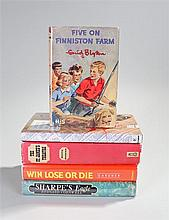 First Editions, to include Enid Blyton, Five on Finniston Farm, 1960 Hodder