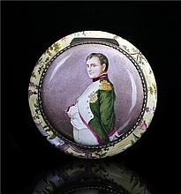 Fine 19th Century Viennese enamel and silver gilt snuff box, maker Hermann