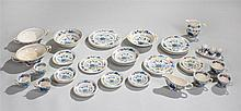 Mason's Ironstone part dinner and tea service, to include cups and saucers,