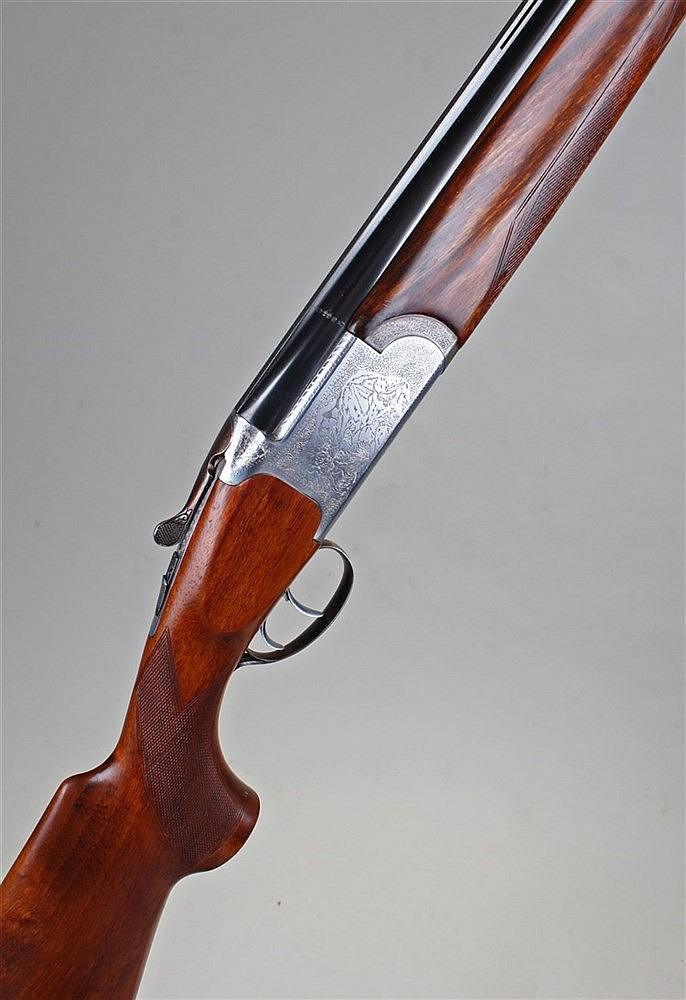 Armi Renato Gamba S.P.A. 12 Bore over and under double barrel shotgun, two