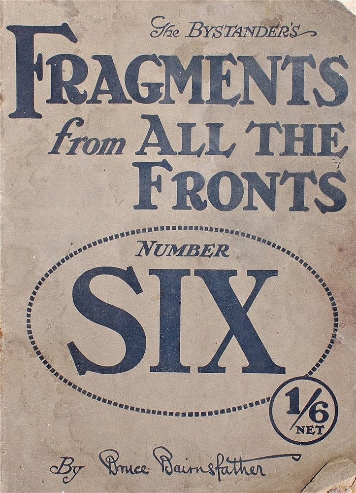 Fragments from all the fronts magazine number six