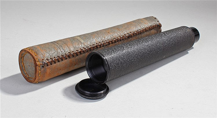 Early 20th E.R. Watts range finder, the `Featherweight Spotter` telescope b