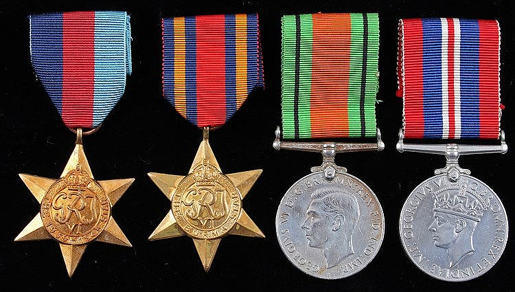 Second World War Prisoner of War group, to include 1939-1945 Star, Burma St