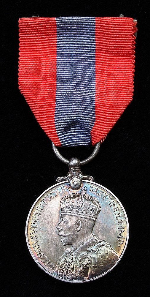 Imperial Service medal, GV, (CATHERINE HONEYMAN MITCHELL)