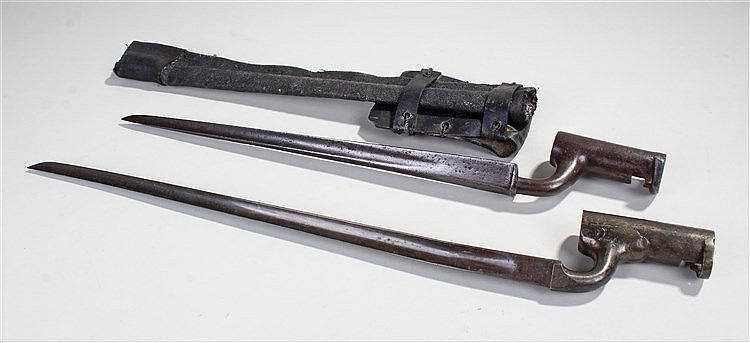 Two bayonets, to include F Preston Manchester example and a Martin example
