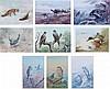 Archibald Thorburn, (Scottish, 1860-1935) seven prints to include birds of, Archibald Thorburn, £240