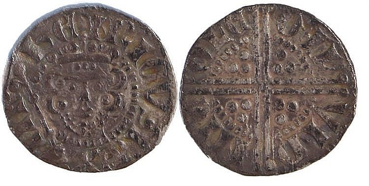 Henry III Penny, (1247-1272) Long Cross - Stock Ref:4830-9