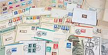 World War II era German stamps and postcards to include many on Grand Hotel