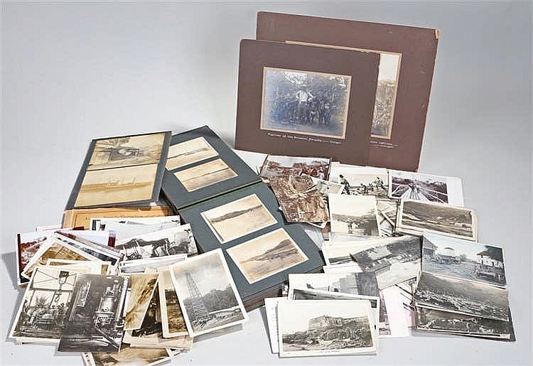 Photographs from the collection of Stanley Dawson Ware, whom was a mining e