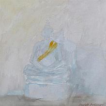 Charlotte Ardizzone (1943 - 2012) Buddha, signed w