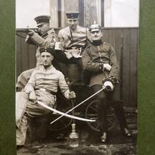 WW1-era Photo Album of German Family