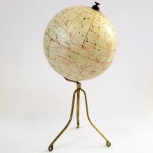 Antique German Celestial Globe c 1895