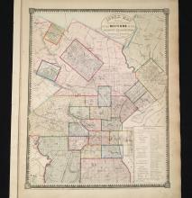 Antique Maps for Sale at Online Auction BID to Buy Rare Antique Maps